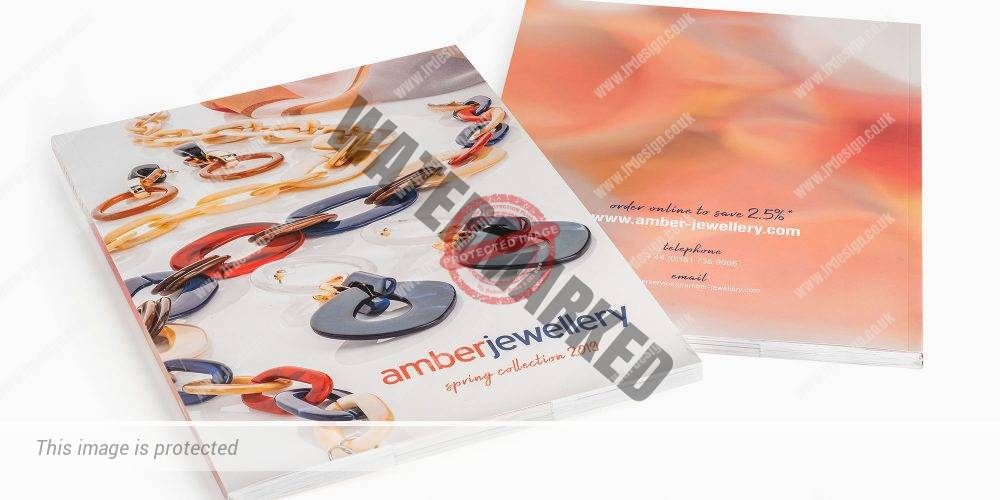 Amber Jewellery Spring 2019 Catalogue