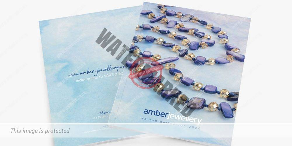 Amber Jewellery Spring 2020 Catalogue