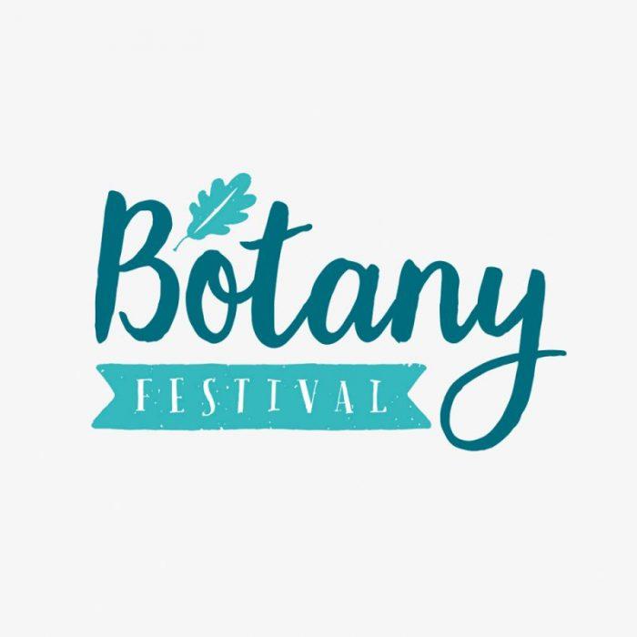 Botany Festival Logo.