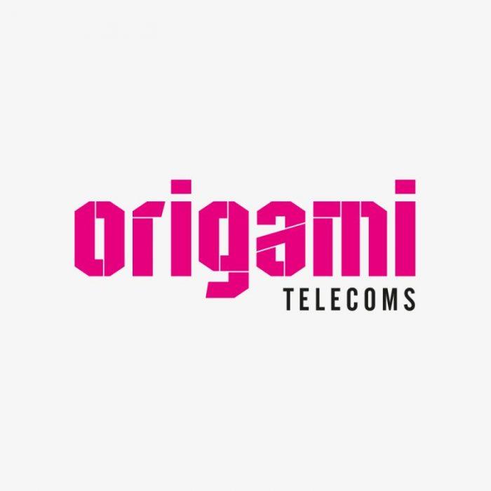 Origami Telecoms Logo.