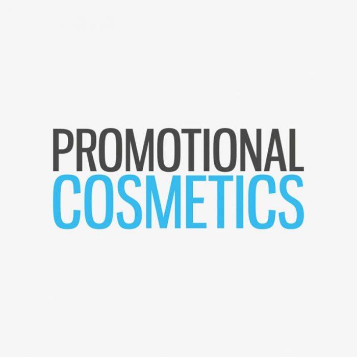 Promotional Cosmetics Logo.