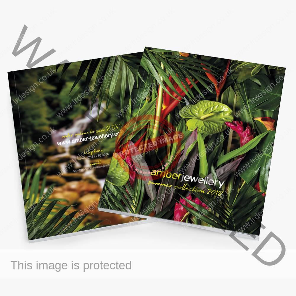 Amber Jewellery Summer 2018 Catalogue