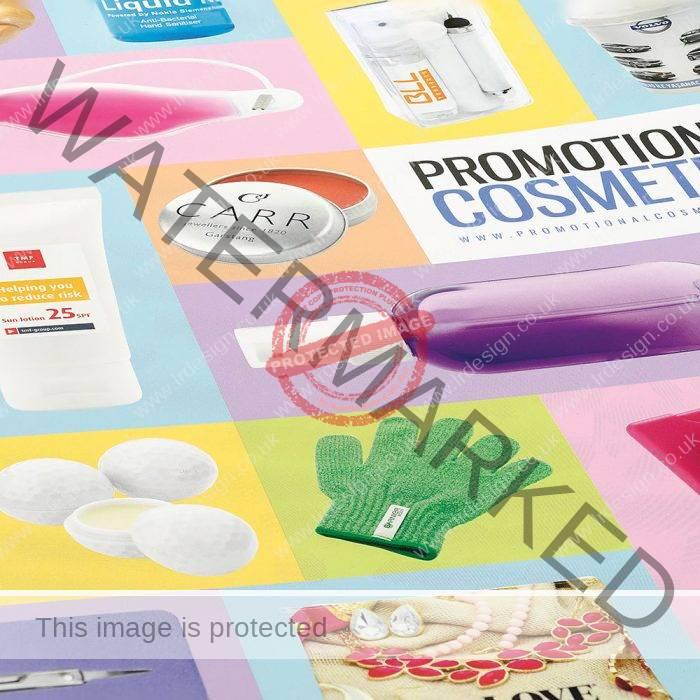 Promotional Cosmetics 2015 Brochure