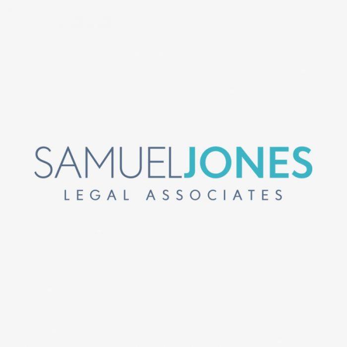 Samuel Jones Legal Associates Logo.