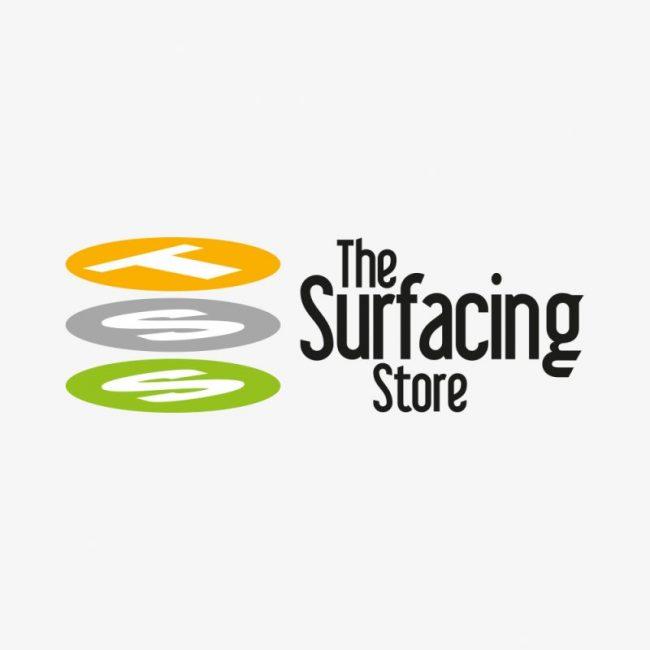 The Surfacing Store Company Logo.