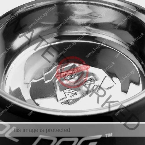 Pet brand cooldog-club.com food bowl.