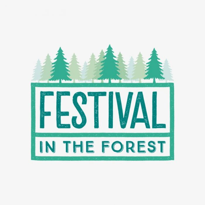 Festival In The Forest Logo.