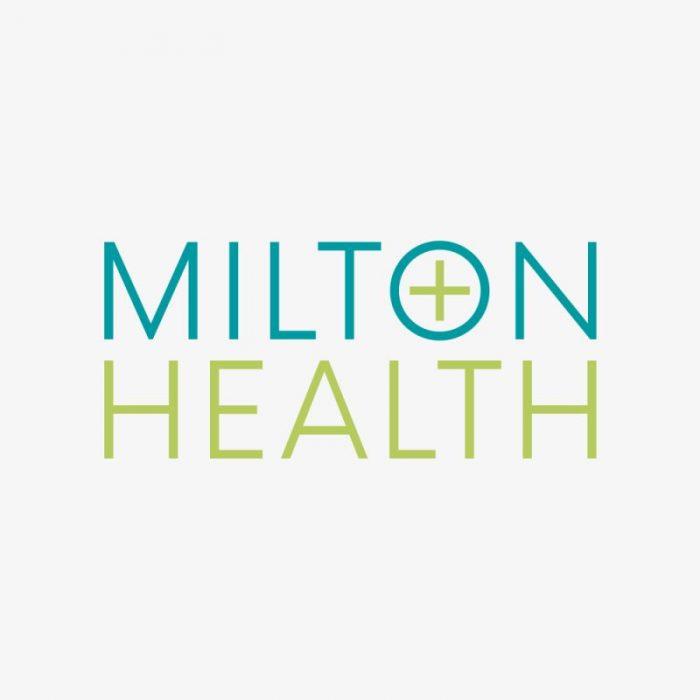 Milton Health Logo.