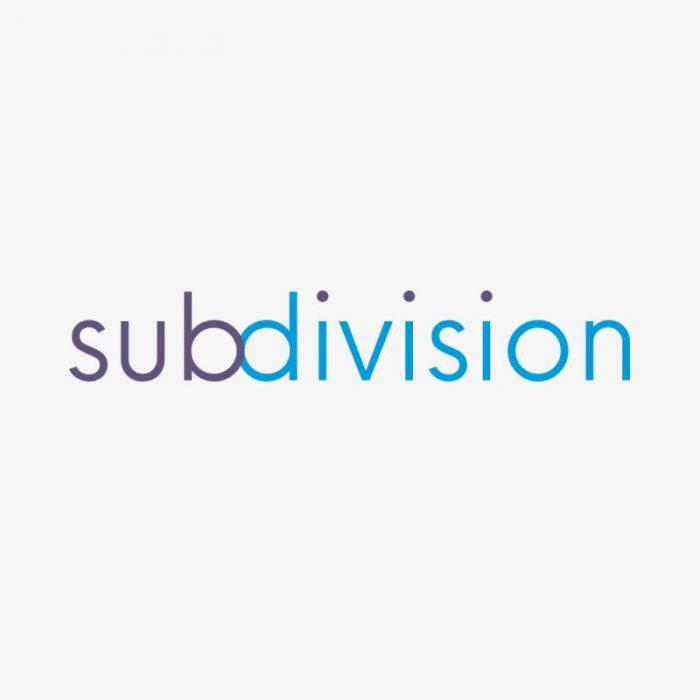 Subdivision logo.