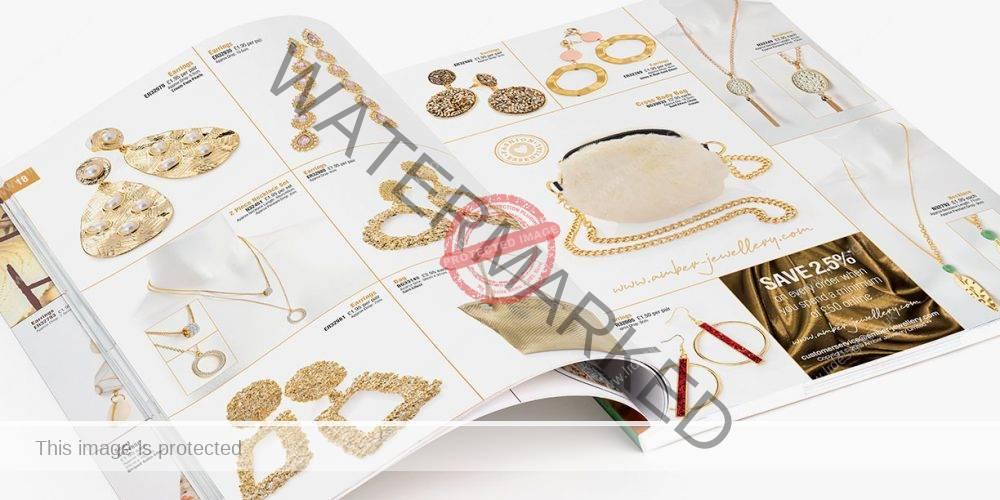 Amber Jewellery Autumn & Winter 2019 Catalogue